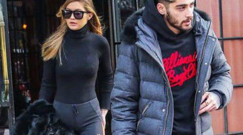 Dos enamorados: Mario Testino captura los momentos más románticos de Gigi Hadid y Zayn Malik