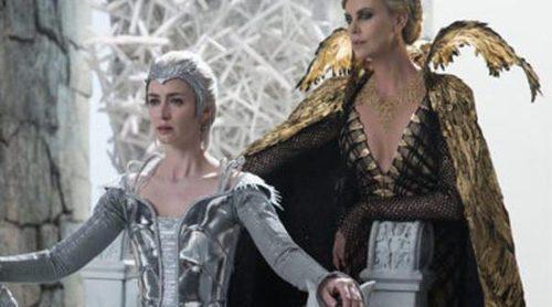 La 'Julieta' de Almodóvar frente a 'El cazador y la reina del hielo' en la cartelera española