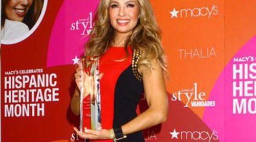 Thalía se enfrenta de nuevo a la peligrosa enfermedad de Lyme