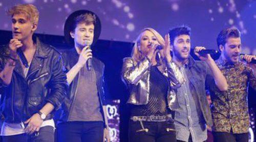 Auryn estrenan el esperado videoclip de 'Who's loving you?' junto a Anastacia