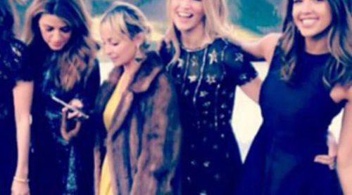 Jessica Alba, Katy Perry, Cameron Diaz y Kate Hudson, protagonistas de la boda de la estilista Jamie Schneider