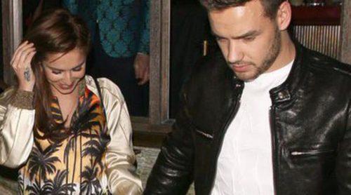 Liam Payne, todo un caballero con Cheryl Cole en su última cita en Londres