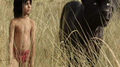 Disney recupera 'El libro de la selva' en acción real y Óscar Jaenada protagoniza 'Cantinflas'