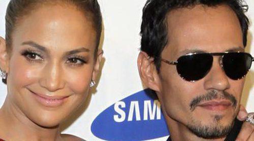 Jennifer Lopez habla sobre la ruptura con Marc Anthony y su mala suerte en el amor