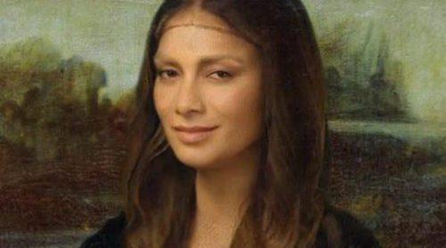 Nicole Scherzinger se convierte en la Mona Lisa en el nuevo videoclip de Will.i.am