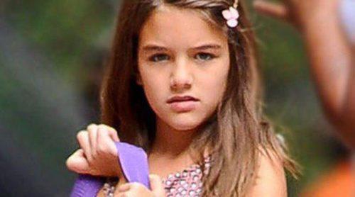 Suri Cruise cumple 10 años: Las 10 excentricidades de la hija de Katie Holmes y Tom Cruise
