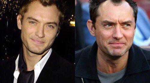 Así ha cambiado Jude Law: Las múltiples caras del atractivo galán británico