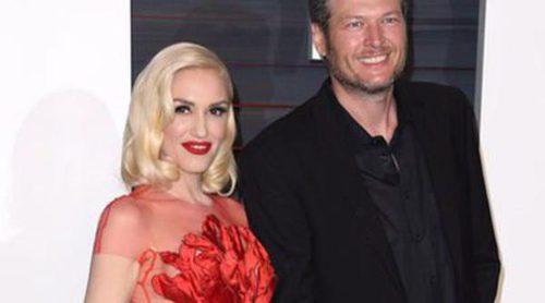 Gwen Stefani y Blake Shelton celebran su nuevo dueto musical en el disco 'If I'm Honest'
