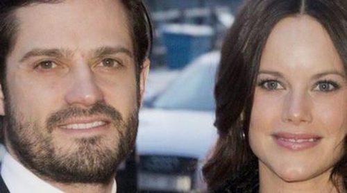 Carlos Felipe de Suecia y Sofia Hellqvist presentan a su hijo Alejandro con 3 días de vida