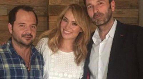 Patricia Conde y Ángel Martín se reencuentran a pocos días del quinto aniversario del final de 'SLQH'