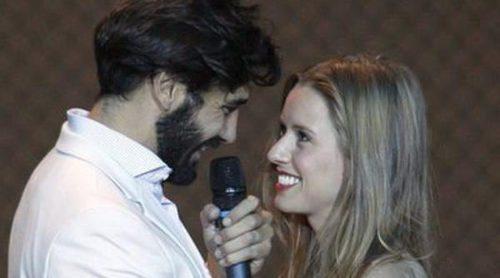 Álex García, el mejor fan de Manuela Vellés en un concierto: ¿y Verónica Echegui?