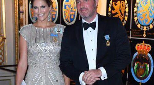 Las Princesas Victoria y Magdalena de Suecia y Mary de Dinamarca brillan en la cena por el 70 cumpleaños del Rey Carlos Gustavo de Suecia