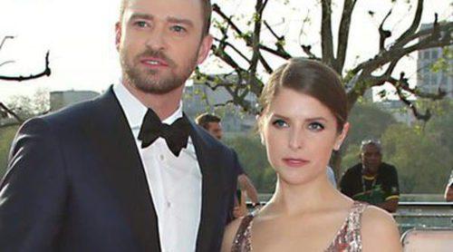 Justin Timberlake, Alesha Dixon y Anna Kendrick deslumbran en los Premios BAFTA TV 2016