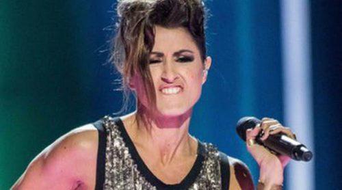 Reacciones a la actuación de Barei en #Eurovision 2016: Pastora Soler, Pablo Alborán, India Martínez y Xuso Jones aplauden 'Say Yay!'