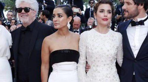 Adriana Ugarte, Inma Cuesta y Michelle Jenner, estrellas de la alfombra roja de Cannes 2016 gracias a 'Julieta'
