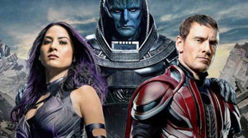 'X-Men: Apocalipsis', 'Es la jefa' y 'Malú, ni un paso atrás' llegan a los cines
