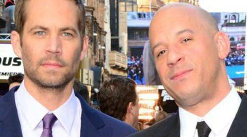Vin Diesel recuerda a Paul Walker en el rodaje de 'Fast and Furious 8' con un emotivo mensaje