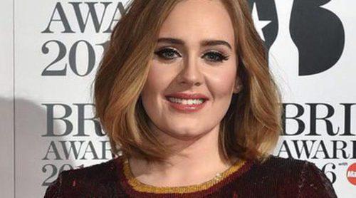 Adele disfruta de la gastronomía de Barcelona cenando en el restaurante Mont Bar antes de sus conciertos