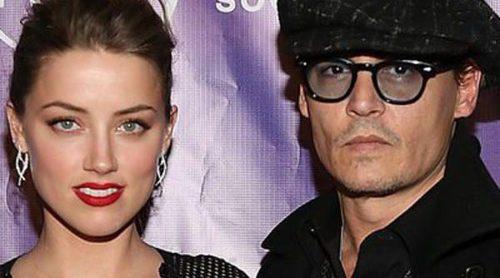 Amber Heard y Johnny Depp se divorcian poco más de un año después de su boda