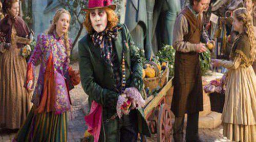 'Alicia a través del espejo', protagonista entre los catorce estrenos de cine en España