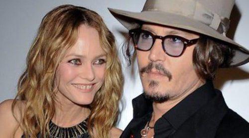 Vanessa Paradis y sus hijos salen en defensa de Johnny Depp tras ser acusado de malos tratos por Amber Heard