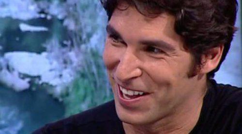 Eva González 'se pasa' a Antena 3 por un día para acompañar a Cayetano Rivera a 'El Hormiguero'