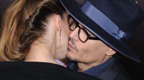 Johnny Depp, defendido por sus guardaespaldas: la que tiraba objetos y gritaba era Amber Heard