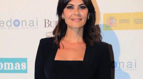 Pastora Soler, Noelia López y Eva González aplauden la nueva colección de María José Suárez