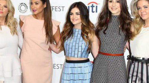 6 años del estreno de 'Pretty Little Liars': Así han evolucionado las carreras de sus 5 protagonistas femeninas