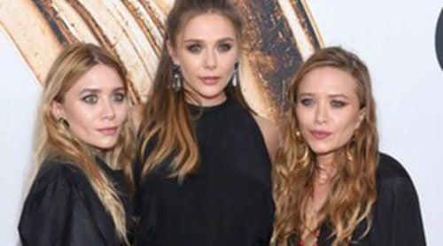 Reunión de las hermanas Olsen: Elizabeth, Ashley y Mary-Kate brillan juntas en los CFDA Fashion Awards 2016