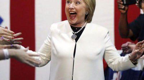 Lady Gaga, Eva Longoria, Christina Aguilera y John Legend apoyan la candidatura de Hillary Clinton