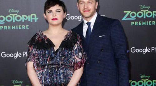 Los protagonistas de 'Once upon a time' Ginnifer Goodwin y Josh Dallas se convierten en padres de su segundo hijo