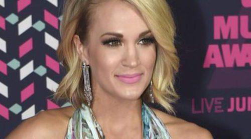 Nicole Kidman, Carrie Underwood y Leona Lewis deslumbran en la alfombra roja de los CMT Music Awards 2016