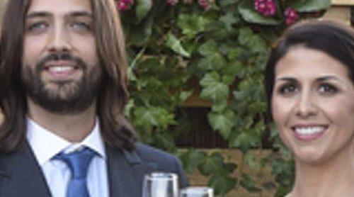 Sara Verdasco y Juan Carmona celebran una boda de ensueño con Rosario Flores, Ana Boyer y Dafne Fernández
