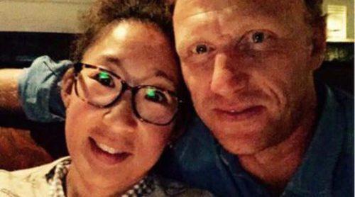 Sandra Oh se reencuentra con su exmarido de la serie de 'Anatomía de Grey', Kevin McKidd