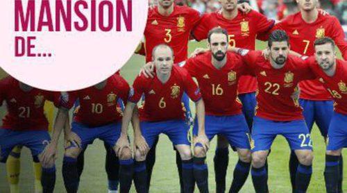 Aislados y bajo altas medidas de seguridad: así es la vida de 'La Roja' en la Isla de Ré durante la Eurocopa 2016