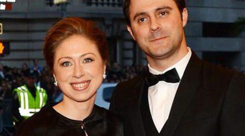 Chelsea Clinton y Marc Mezvinsky se convierten de padres por segunda vez con la llegada de Aidan
