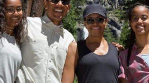 Michelle Obama, Kylie y Kendall Jenner o Danica Patrick celebran el Día del Padre en Estados Unidos