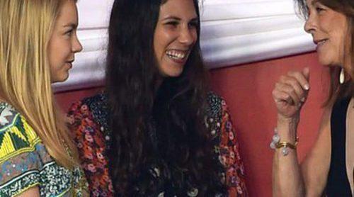 Carlota Casiraghi, una amazona arropada por Carolina de Mónaco, Andrea Casiraghi, Tatiana Santo Domingo