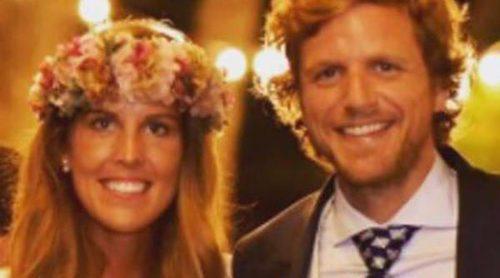 Álvaro de la Lama y Emilia Alfaro se han casado con Adriana Abenia y Carmen Alcayde como invitadas