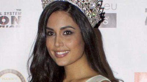 Patricia Yurena, Miss España 2008, se desnuda en la portada de Interviú