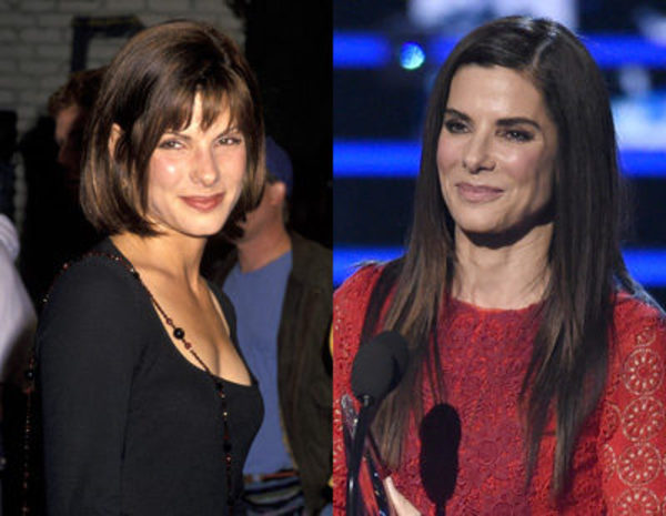 Así ha cambiado Sandra Bullock  De la discreción en sus inicios a ser una de  las actrices más guapas de Hollywood - Bekia Actualidad 829d8c0a8bc4