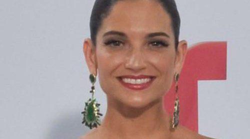 Natalia Jiménez presume de su abultadísima barriguita