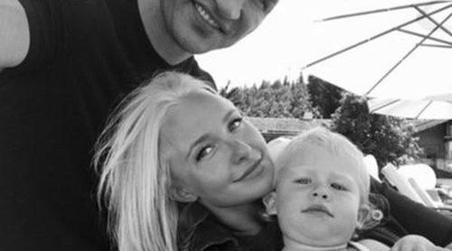Hayden Panettiere desmiente tener problemas en su relación con Wladimir Klitschko con una tierna fotografía familiar