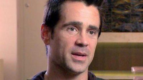 Colin Farrell cuenta las claves del escurridizo asesino Charles Ambrose en 'Premonición'