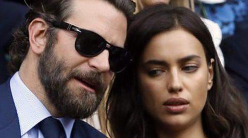 El bochornoso momento de Bradley Cooper: Irina Shayk y su ex Suki Waterhouse 'juntas' en Wimbledon 2016