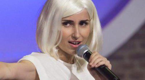 Andrea Duro, Ana Rujas, Barei, Angy... Zahara se rodea de estrellas en el videoclip de 'Caída Libre'