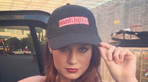 Brie Larson se convertirá en la primera heroína de Marvel protagonizando 'Captain Marvel'