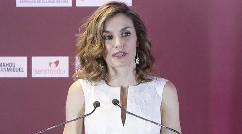 La Reina Letizia se cita con Manuela Carmena y Sara Baras para premiar a mujeres destacadas