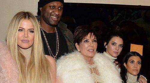 Las Kardashian aceptan a Blac Chyna en la celebración del 82 cumpleaños de la madre de Kris Jenner